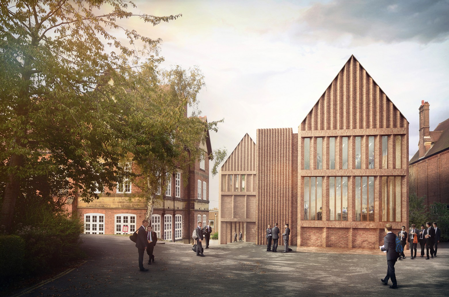 Planning submitted for Skinners' School