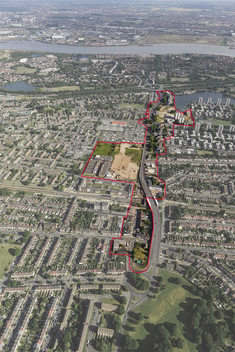 Peabody announces team for regeneration of Thamesmead