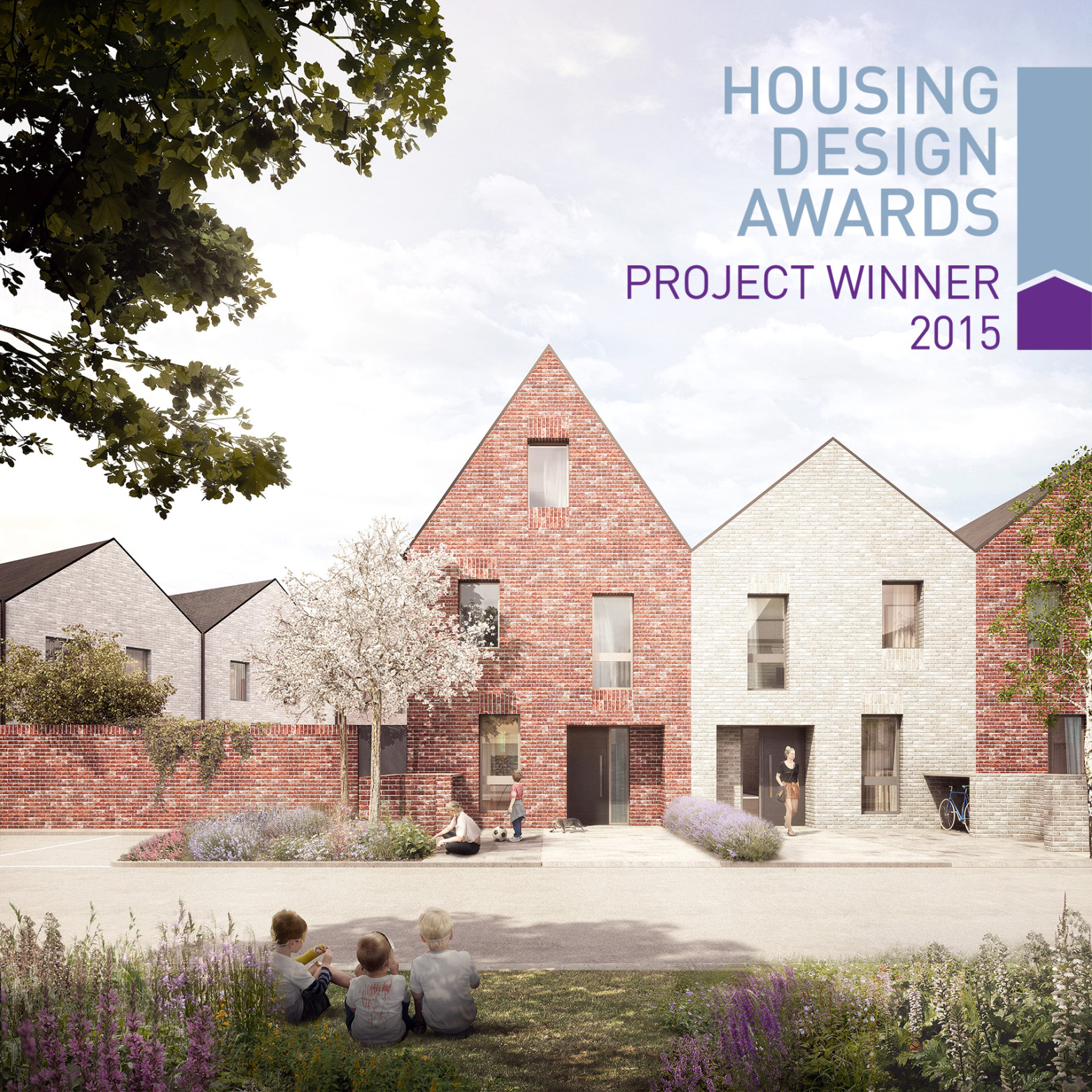 St. Chad's wins Housing Design Awards 2015