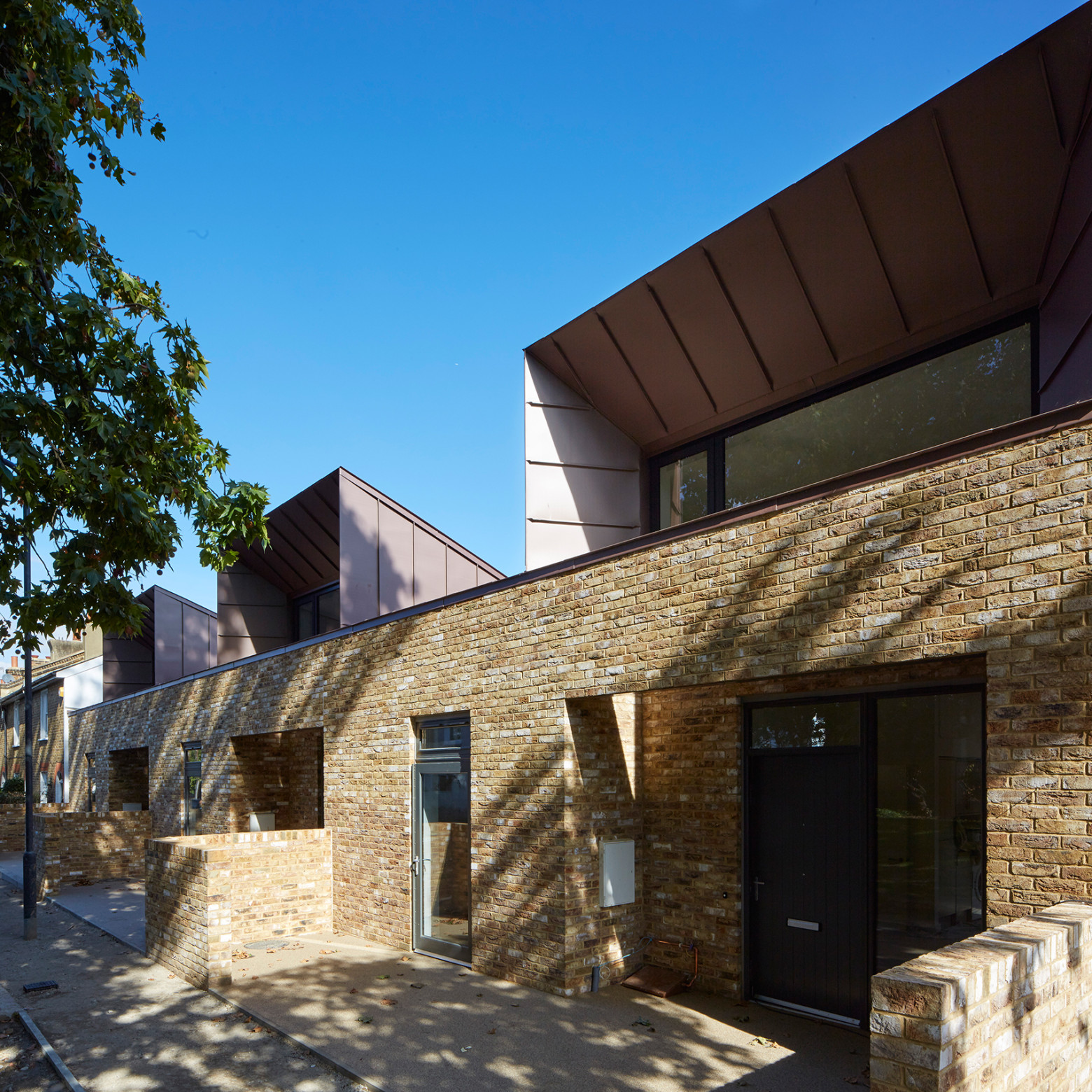 Greenwich Housing practical completion