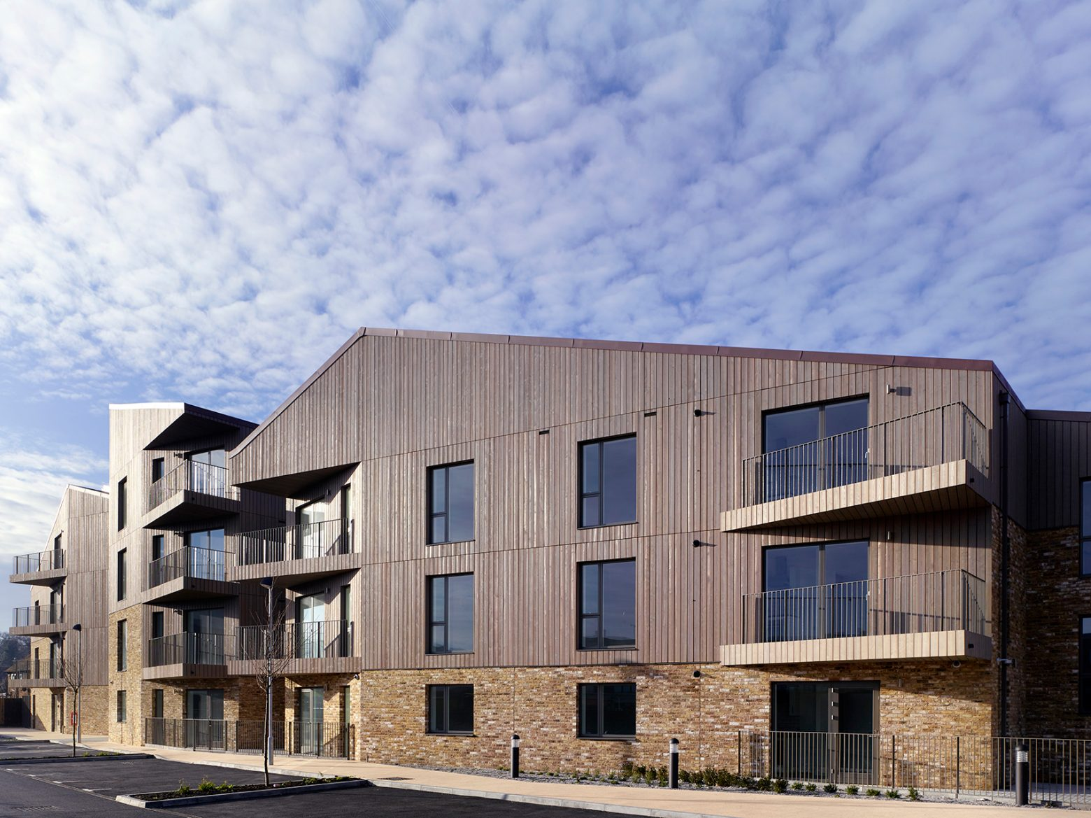 Bruyn's Court wins 3 RIBA Eastern Region Awards
