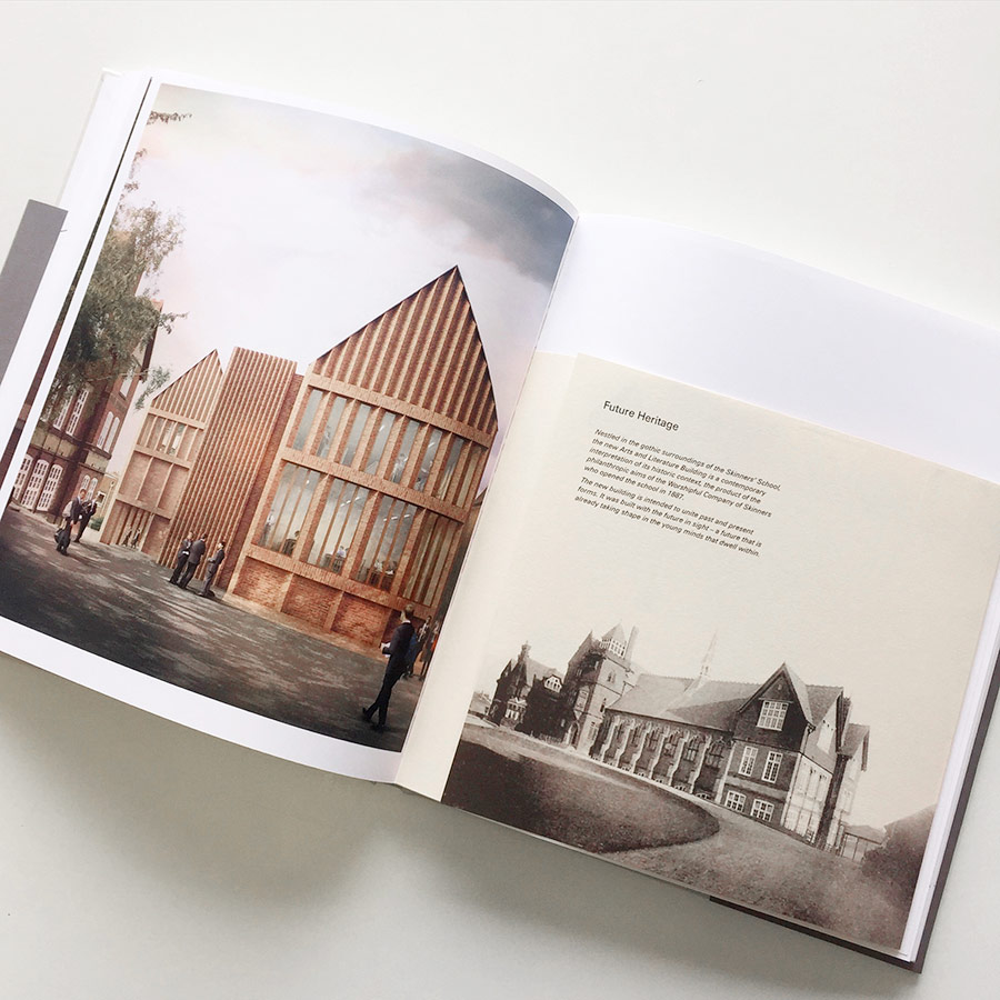 Bell Phillips Architects book