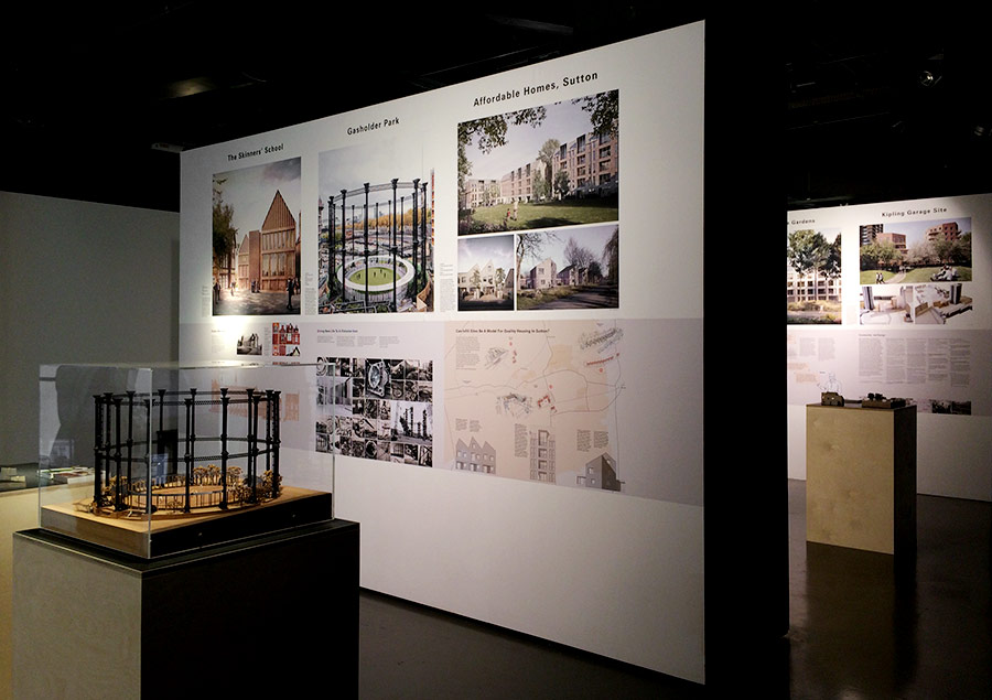 Bell Phillips Architects exhibition