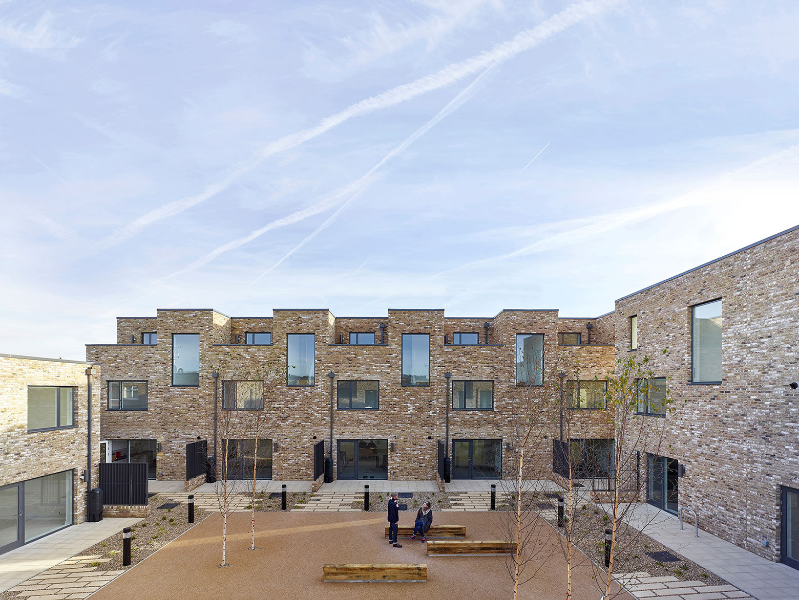 Bracelet Close receives Commendation at Civic Trust Awards