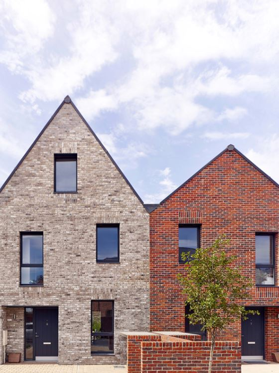 St. Chad's shortlisted for Brick Awards