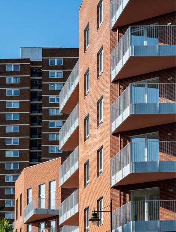 """…A pioneering model for social housing…"""