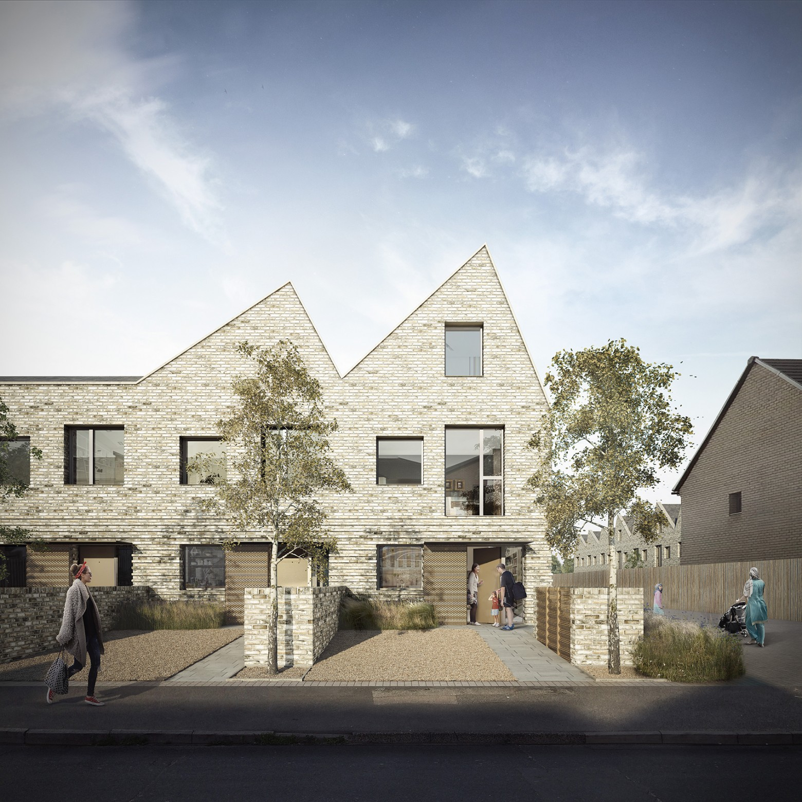 Planning submitted for new council homes in Sutton