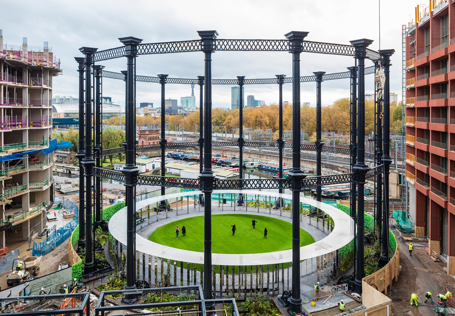 Projects shortlisted for RICS Awards