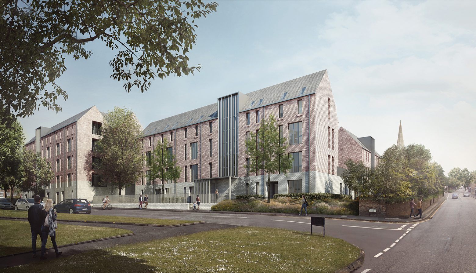Planning consent granted for Ludlow Lodge