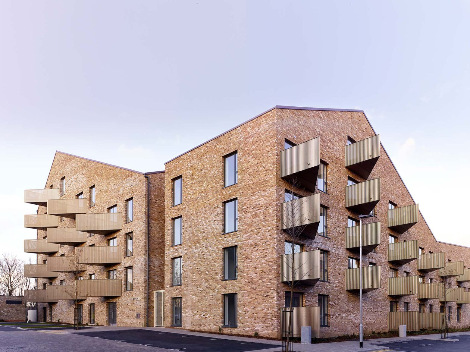Bracelet Close and The Echoes shortlisted for regional RIBA Award
