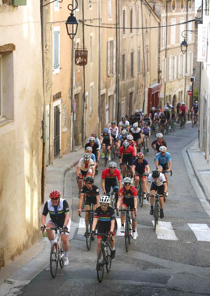 Tim Bell cycles to MIPIM