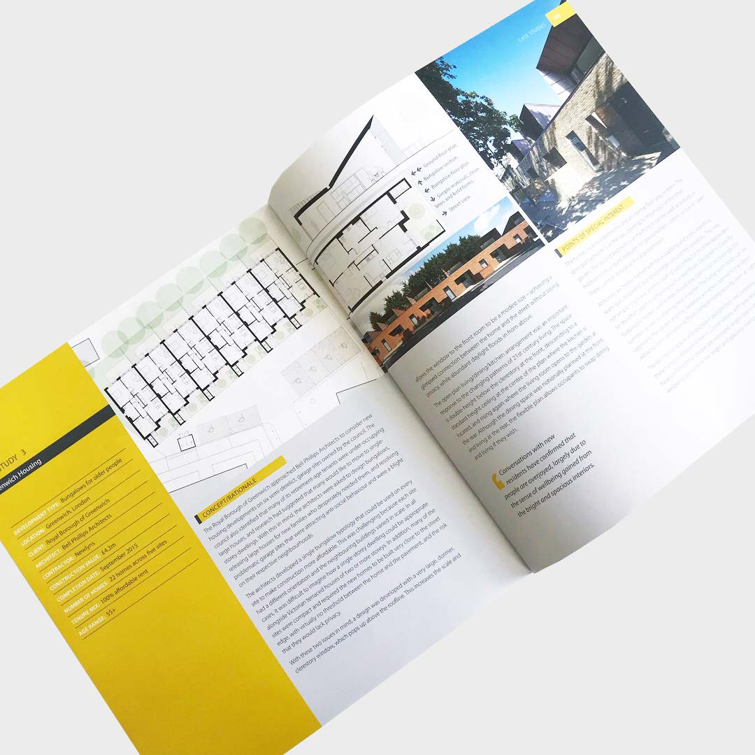 Greenwich Housing published in new RIBA book 'Age Friendly Housing'