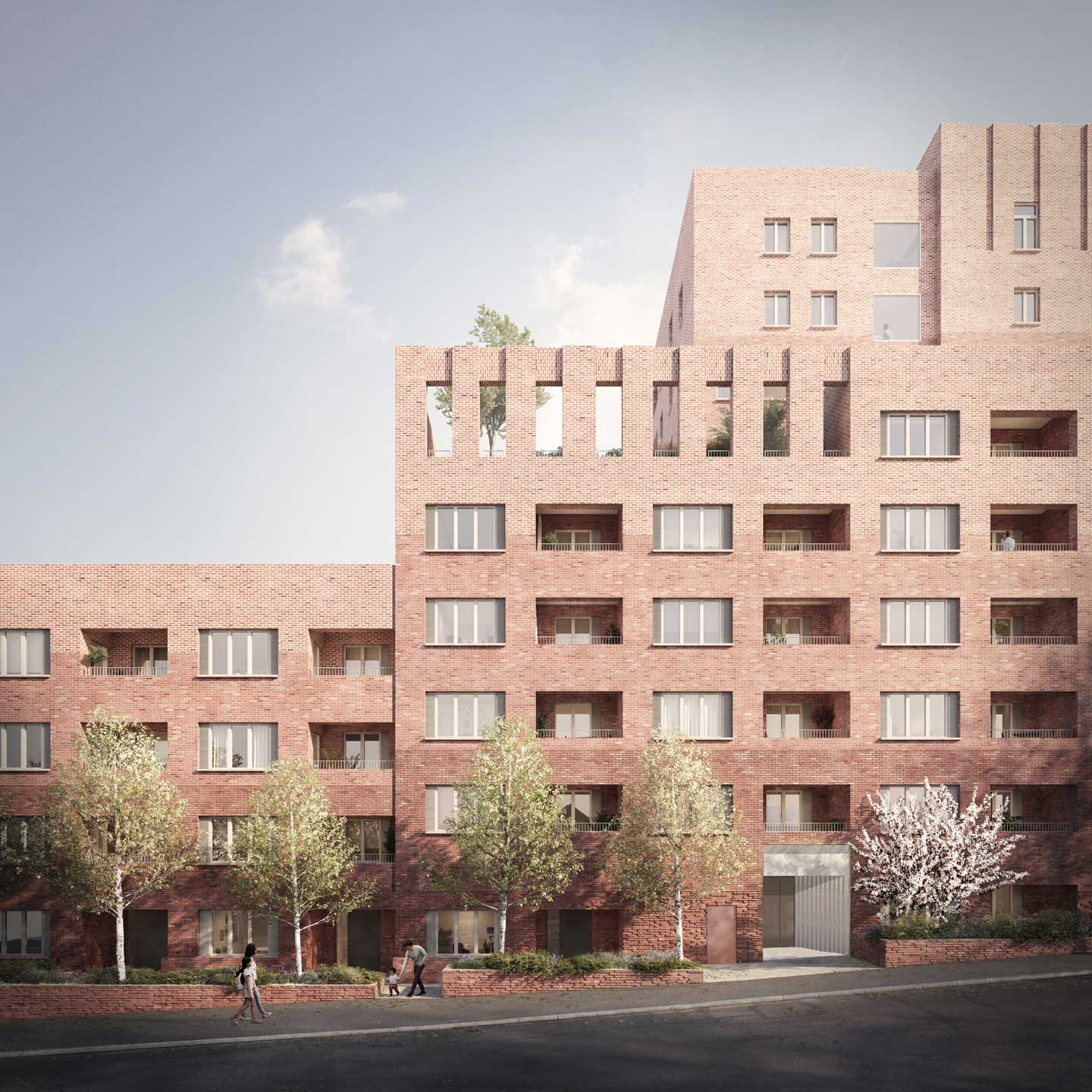 Planning submitted for new homes in Bexley