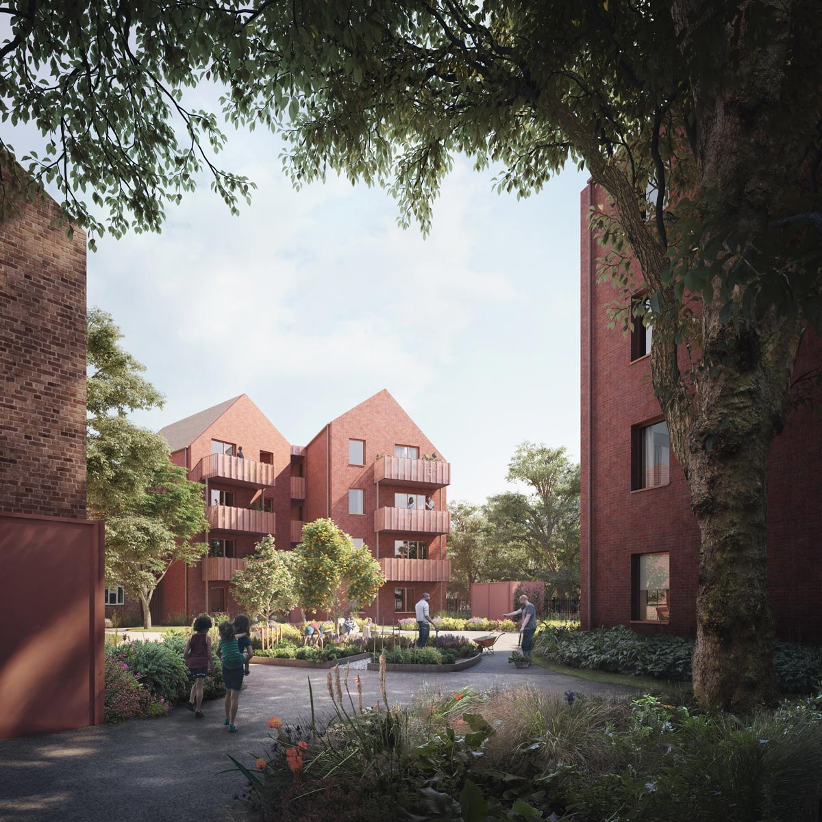 Planning submitted for new homes in Waltham Forest, part 1