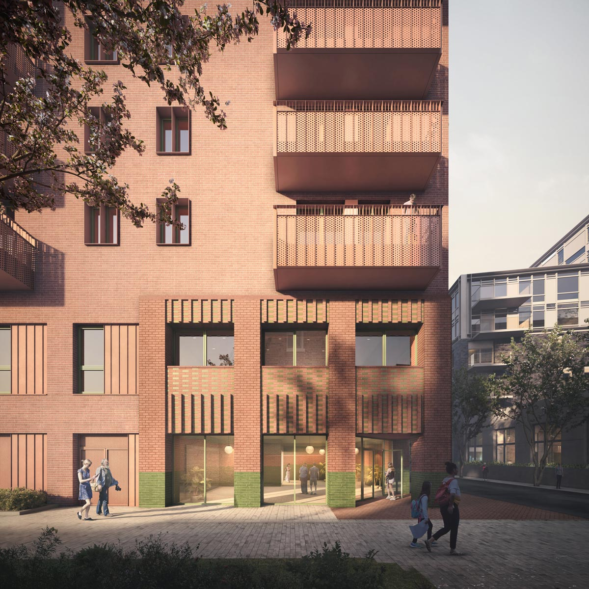 Planning submitted for new homes in Waltham Forest, part 2