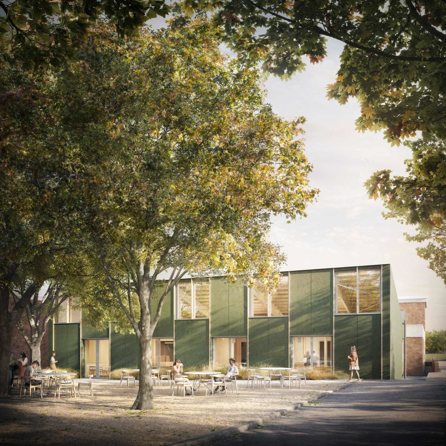 Planning submitted for school dining hall in Kent