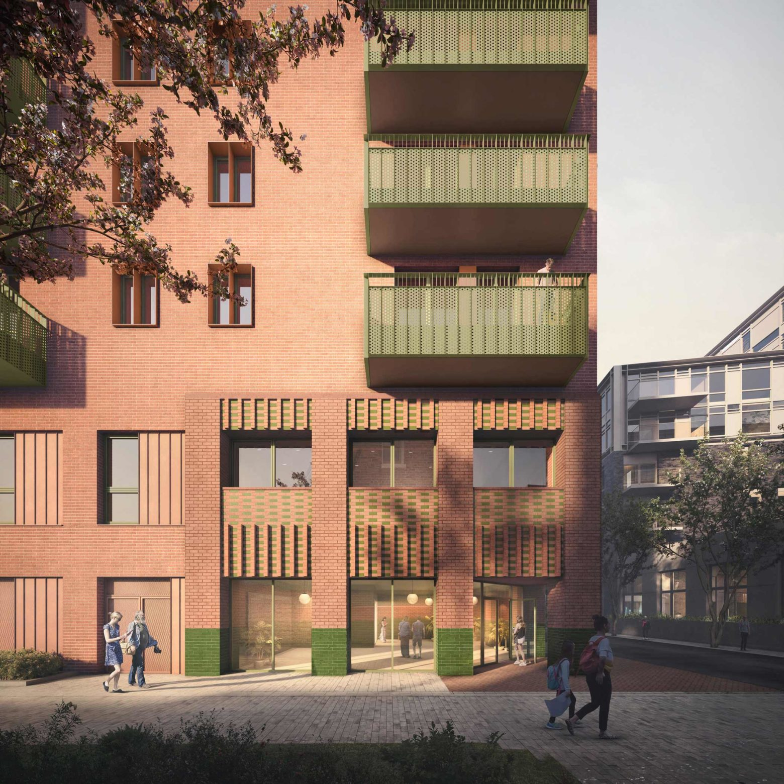 Planning granted for two housing projects in Walthamstow
