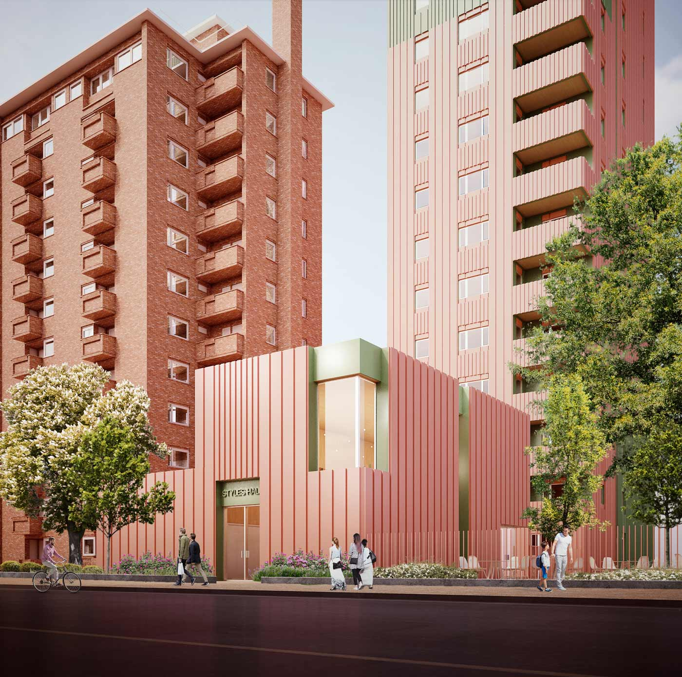 New community-led housing submitted for planning