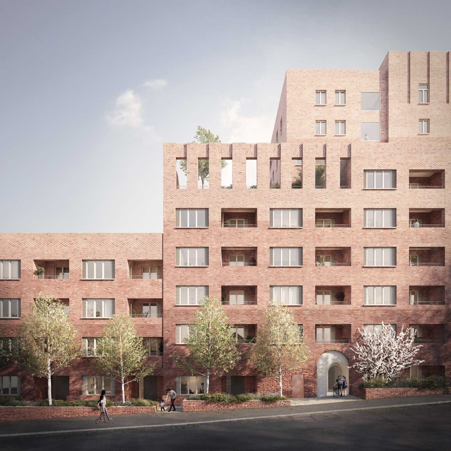 Projects shortlisted for Housing Design Awards