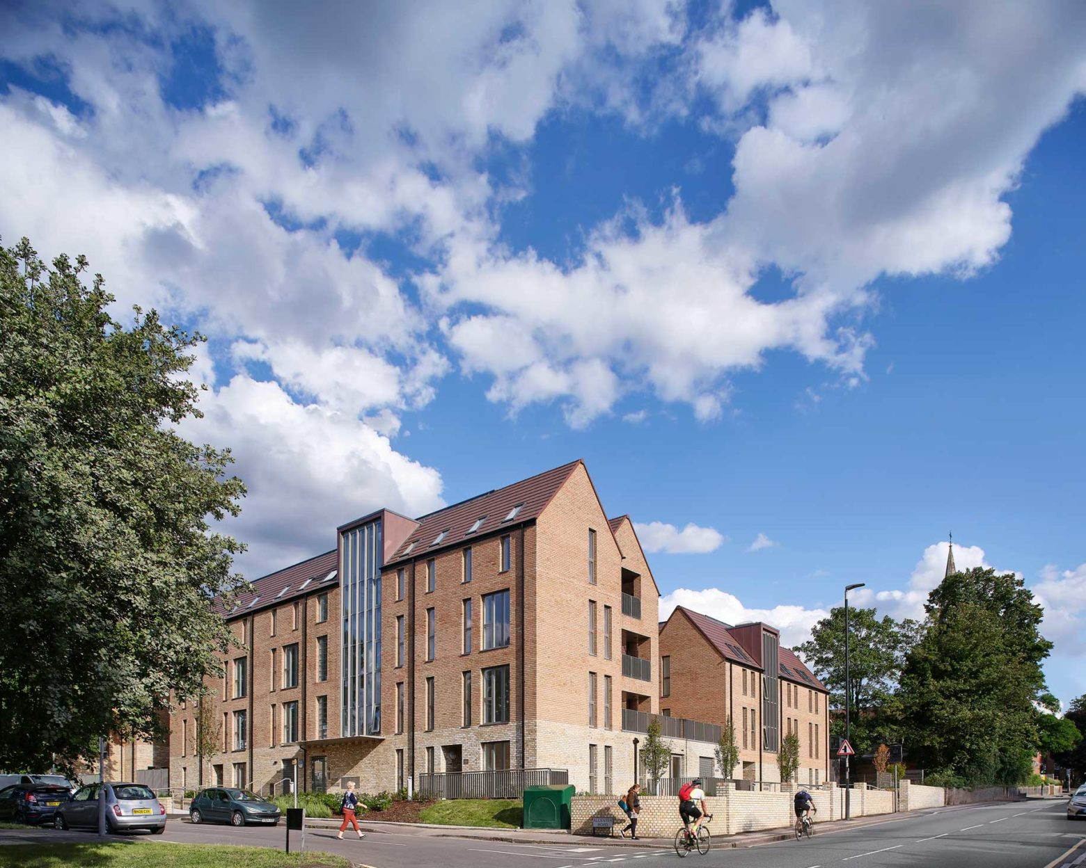 Ludlow Lodge shortlisted for RIBA Awards