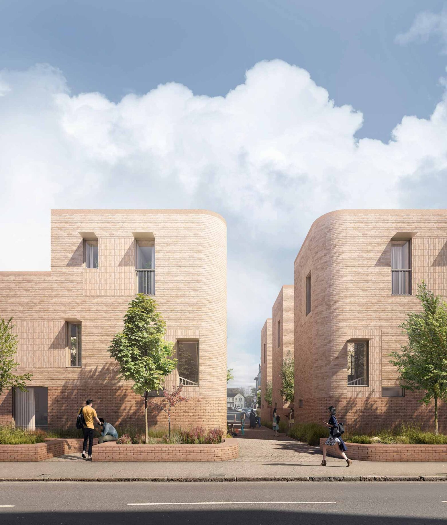 Consent granted for Passivhaus council homes